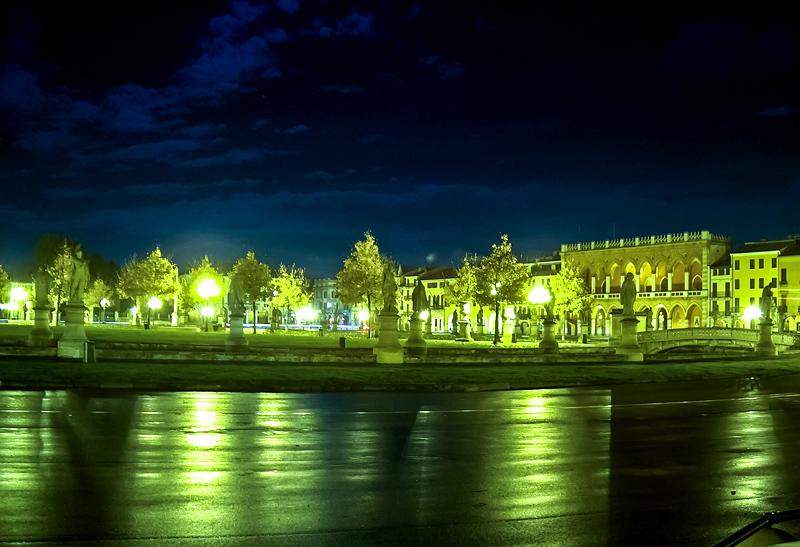 Padova Prato Della Valle 2 Foto:ottavio Pinarello