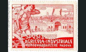 Esposizione Agricola Industriale Di Pontevigodarzere 1910 Erinnofilo