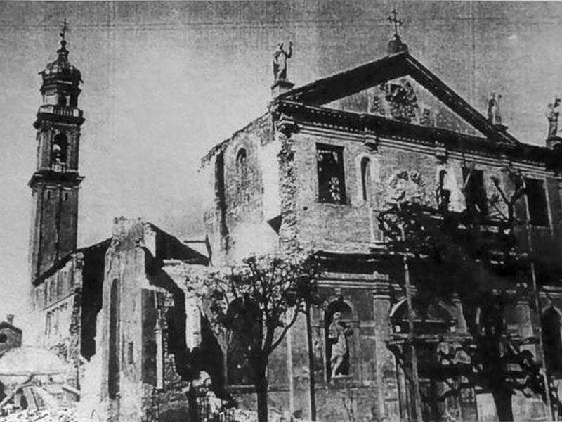 Chiesa Dopo L11 Marzo 1944