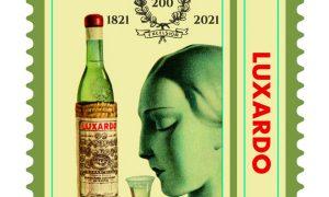 Francobollo Distilleria Luxardo