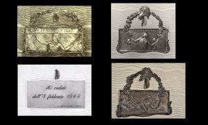 Le Quattro Targhe In Ricordo Dell'8 Febbraio 1848