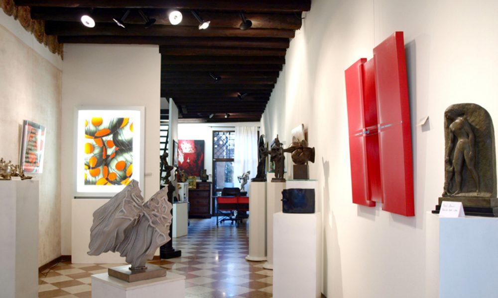 Galleria La Teca entrata