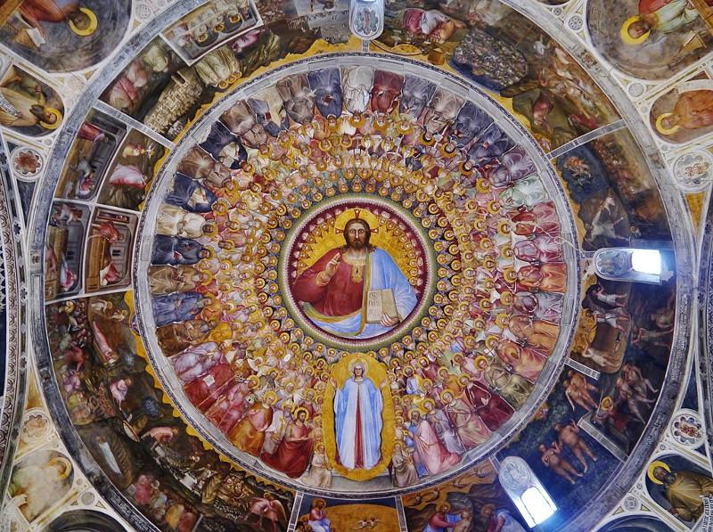 60795f9e1716d 60795f9e17170battistero Paradiso Con Il Cristo Pantocratore E La Vergine Foto Zairon Da Wikimedia Commons.jpg