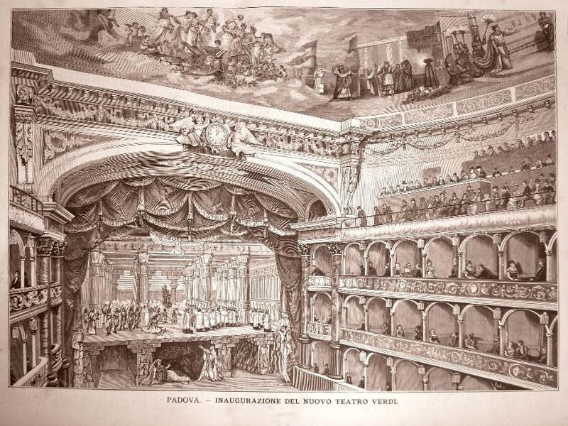 riapre Il Teatro Verdi Con Laida 8 Giugno 1884. Sulla Cupola Le Pitture Di Giacomo Casa..jpg