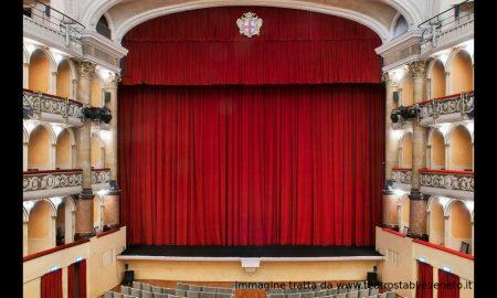 Interno Del Teatro Verdi Di Padova