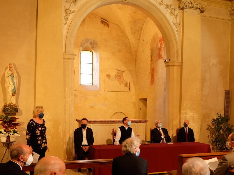 Presentazione Del Museo Del Duomo