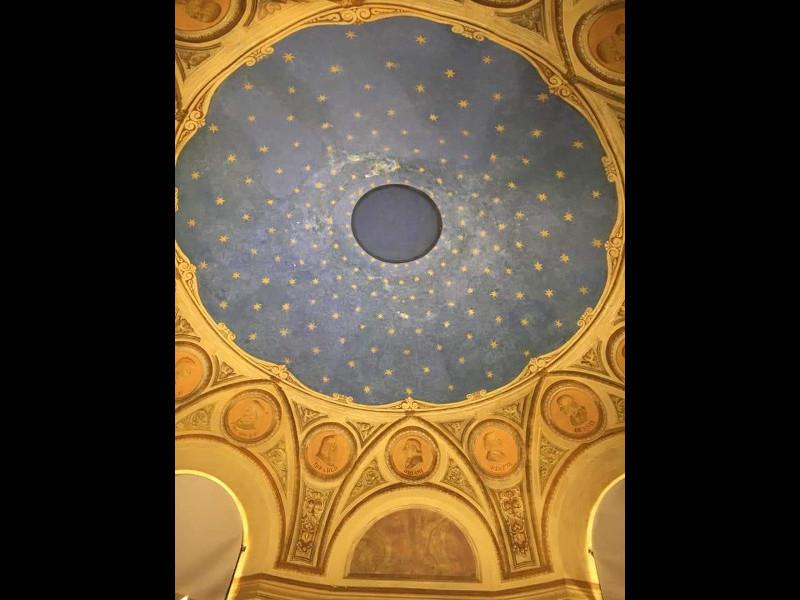 Sala Delle Figure Alla Specola Di Padova