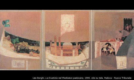 Leo Borghi La Giustizia Nel Medioevo Padovano 1995