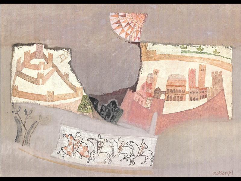 Ubertino Da Carrara Conquista Monselice Nel 1338