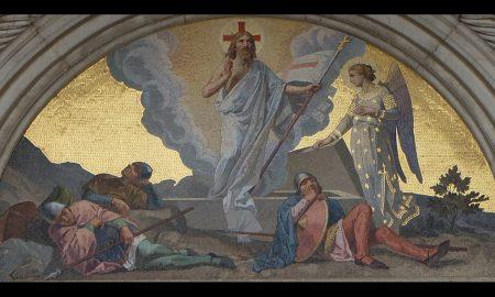 Chiesa Del Cimitero Maggiore Mosaico