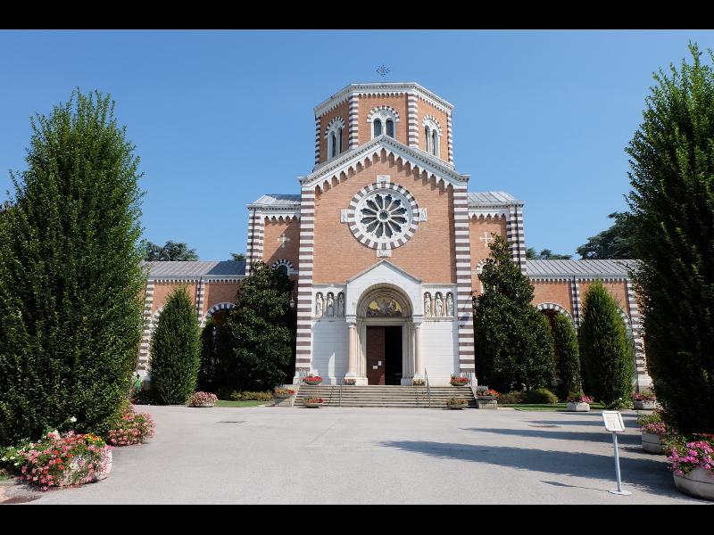 Chiesa Del Cimitero Maggiore