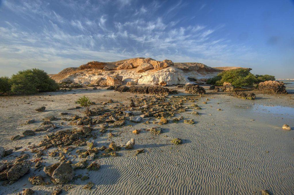 Escursioni - Hillock At Northern End Of Al Khor Island