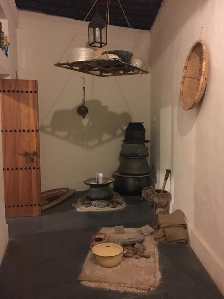 Musei - Radwani House Mushereib Museums interni casa tradizionale