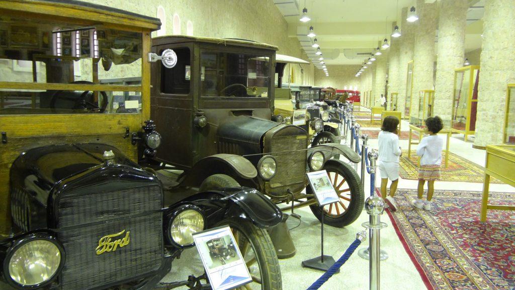 Musei - Sheikh Faisal Museum, collezione macchine storiche