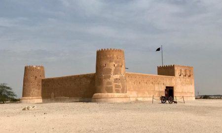 Zubara Fort, fortino storico al nord del Qatar