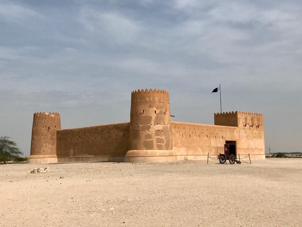 Escursioni - Zubara Fort, fortino storico al nord del Qatar