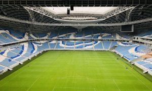 mondiale di calcio - Al Janoub Stadium Al Wakrah