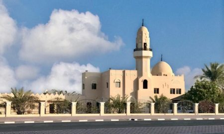 Architettura tradizionale - Majlis Con Giardino E Moschea