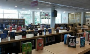 American School Doha biblioteca