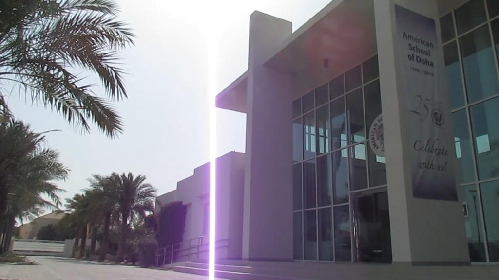 Scuole - American School Of Doha esterno