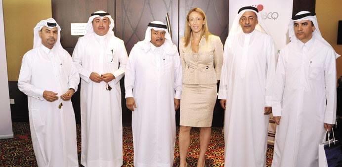 Palma Libotte, Presidente della Camera di Commercio italiana in Qatar