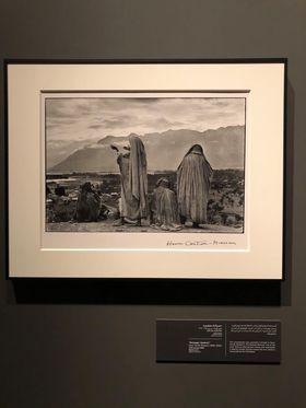 A Falcon's Eye - Henri Cartier Bresson presso il MIA