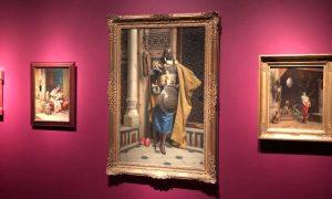Pitture Collezione Privata in esposizione al MIA