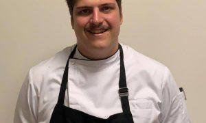 Federico Bacciocchi, chef italiano ristorante Veritas