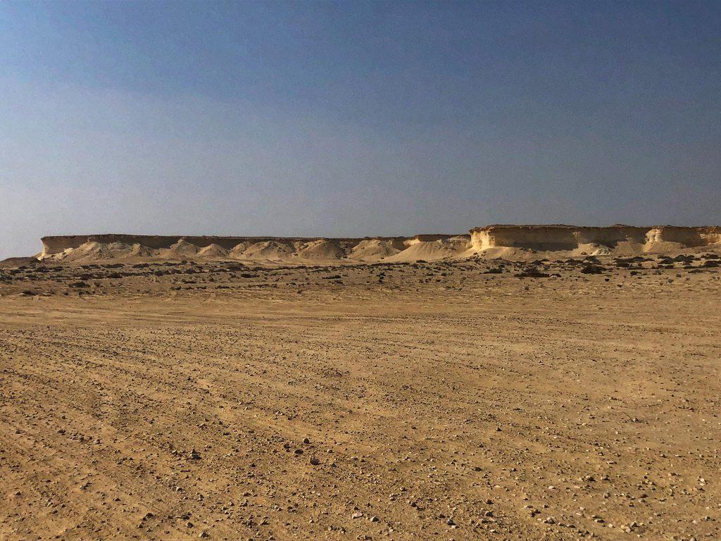 Brouq Nature Reserve, Qatar