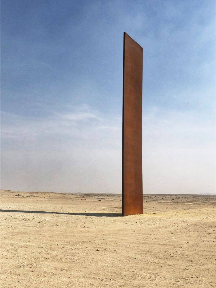 Sculture di Richard Serra