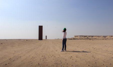 Richard Serra, sculture nel deserto
