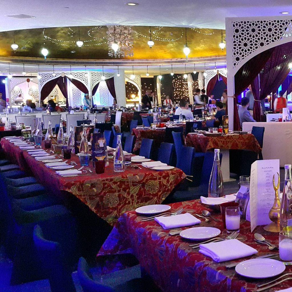 Ramadan Tent in Hotel, Doha
