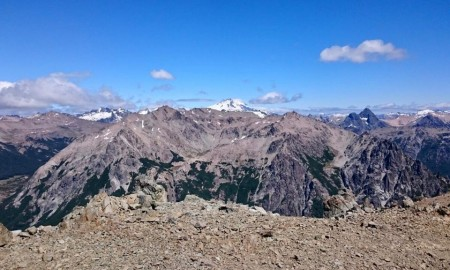 Cerro catedral - Montañas