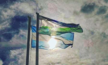 Bandera Río Negro