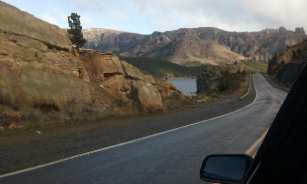 Ingresando A Bariloche