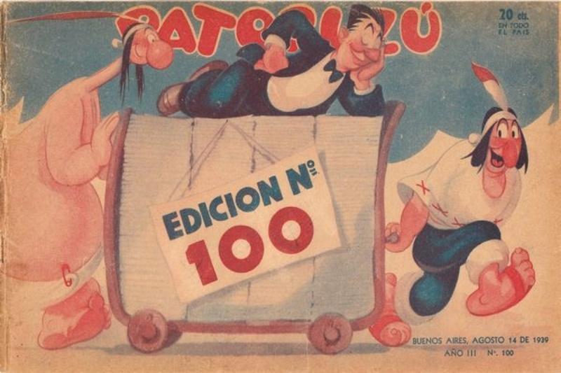 Patoruzú - Edición Cien