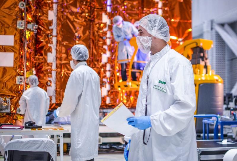 Saocom - Satelite Saocomunob