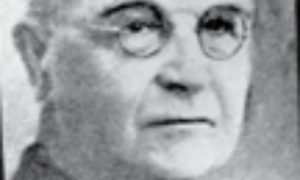 Stefenelli - Retrato Padre Stefenelli