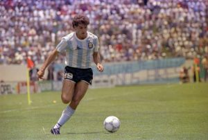Oscar Ruggeri - Selección