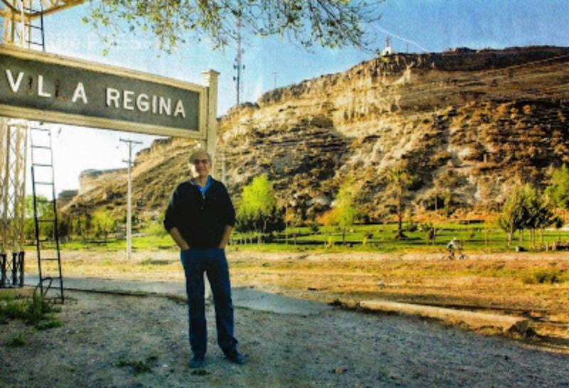 Miguel San Martin - Visita Villa Regina