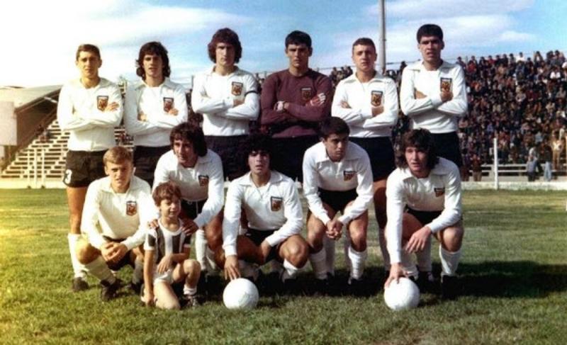 Maradona - Primer gol