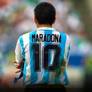 Maradona - En EEUU94