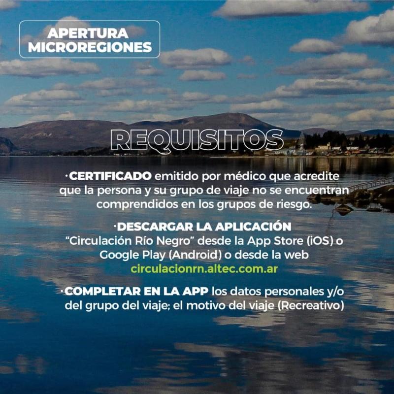 Portada - Turismo requsitos