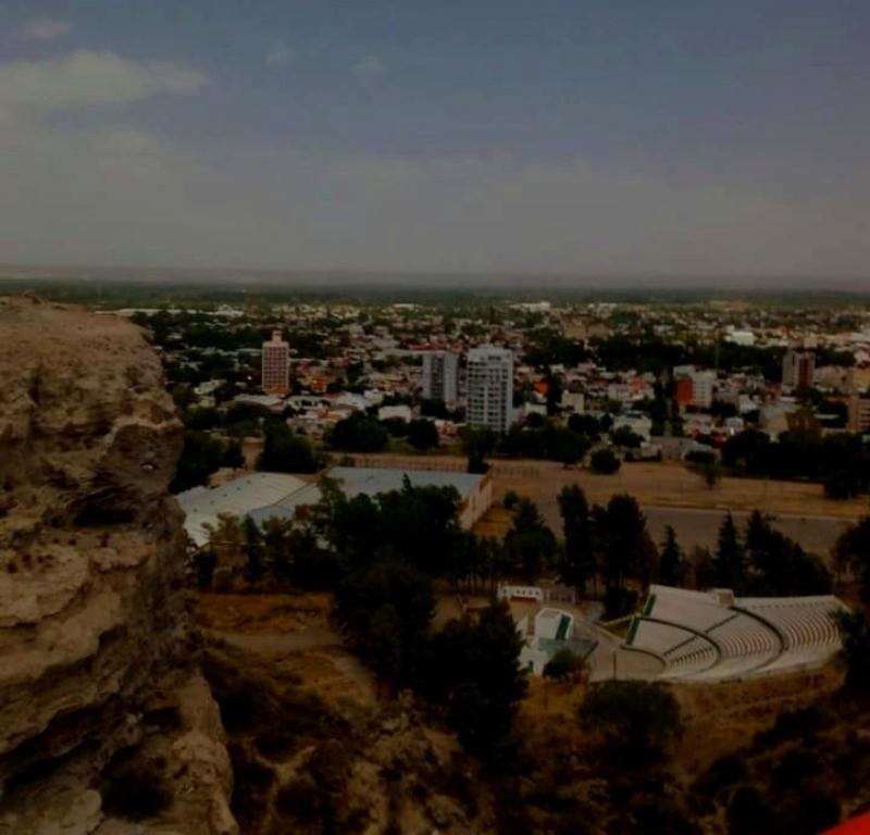 Fenómeno - Ciudad Sombreada