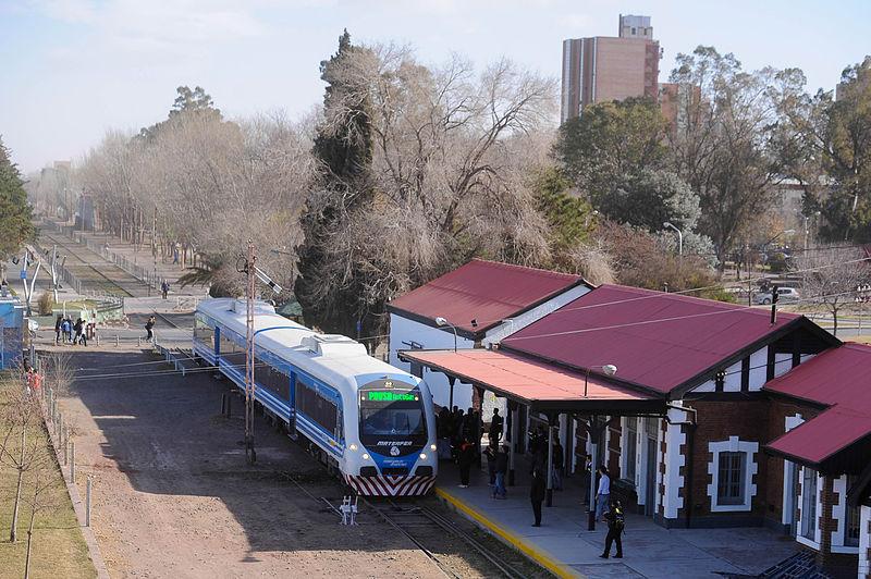Tren - Estación Neuquén