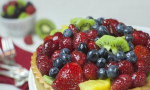 Frutos del bosque - Receta