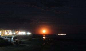 fuegos artificales - Amanecer de un año nuevo