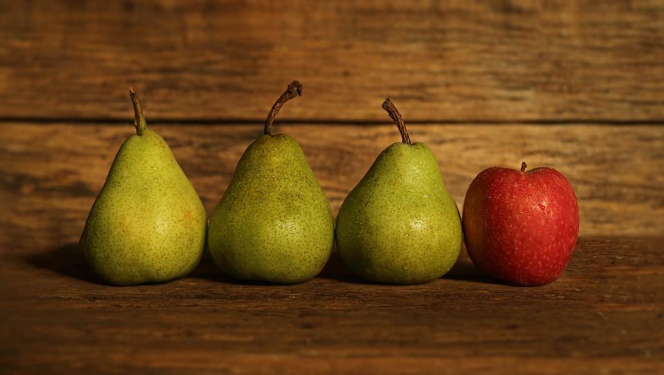 Sidra rionegrina - peras