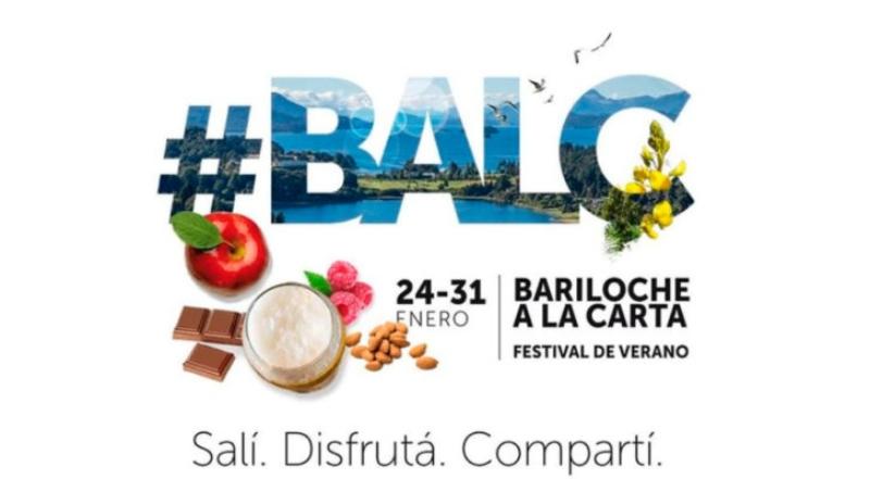 Bariloche A La Carta - Flyer del evento