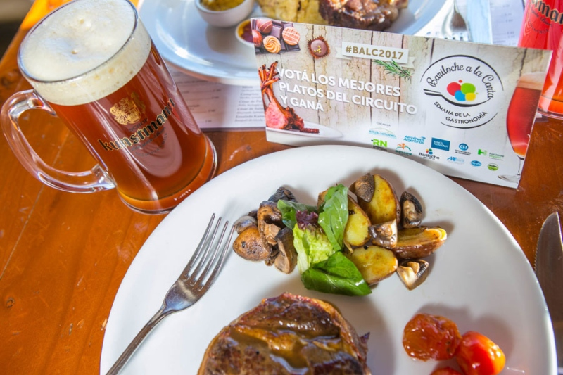 Bariloche a la carta - Concurso de platos